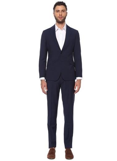 George Hogg Erkek  Takım Elbise 7004793 Lacivert